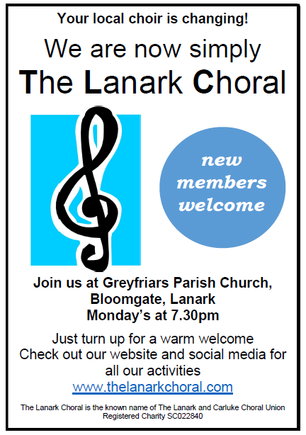 Lanark CHoral